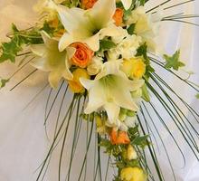 Evelyne Fleurs - NANGIS - Mariage