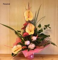Spécial Fête des mères - Bouquet ROSANAT