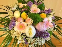 Spécial Fête des mères - Bouquet RAIPONCE
