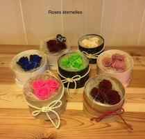 Evelyne Fleurs - NANGIS - Spécial Fête des mères - Roses éternelles